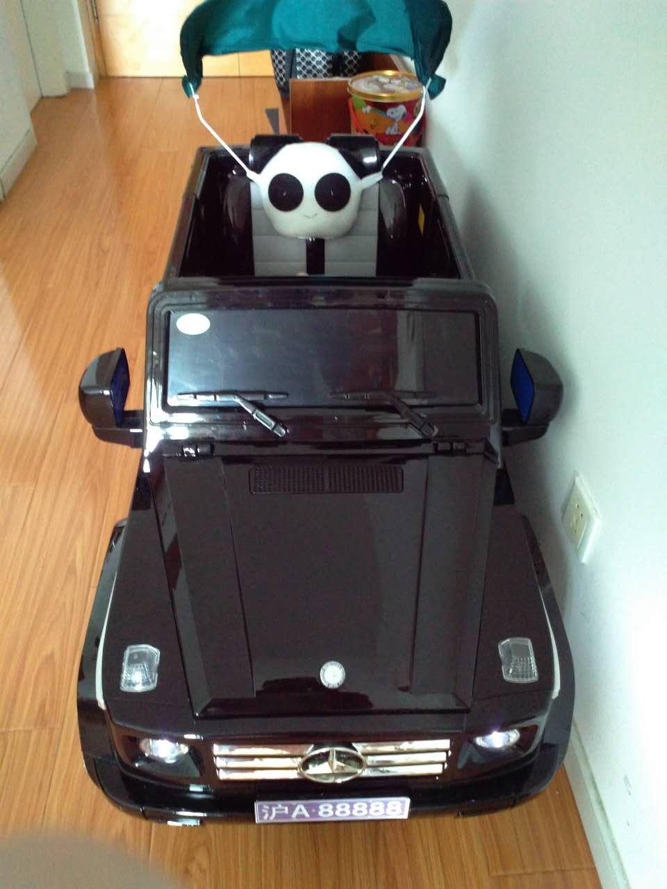 奔驰儿童电动车求转让高清图片